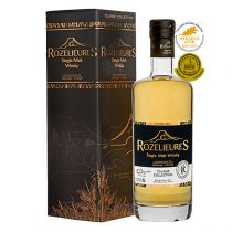 ROZELIEURES Tourbe Collection  - Whisky Single Malt