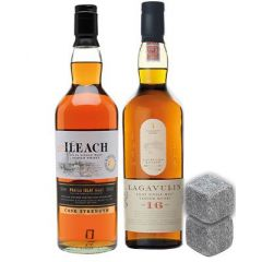 Duo de Whisky TOURBÉ - 2 Pierres offertes