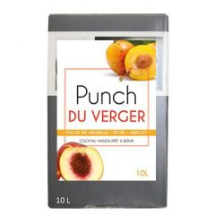 COCKTAIL MAISON - Punch du Verger - BIB 10L.
