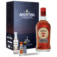 ANGOSTURA 7 ANS  - Coffret  cocktail Old Fashioned