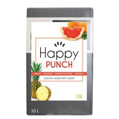 COCKTAIL MAISON - Happy Punch - BIB 10L.