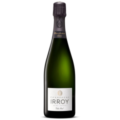 AOP CHAMPAGNE  - IRROY Extra Brut  - Champagne Taittinger