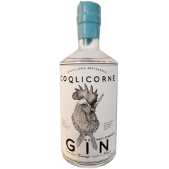 GIN NAVY STRENGTH - Coqlicorne
