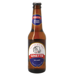 Ginette Natural Lager Bio - 33cl