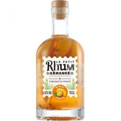 LE PETIT RHUM ARRANGÉ  - Mangue & Passion  - 70cl