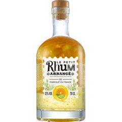LE PETIT RHUM ARRANGÉ  - Orange & Citron Vert  - 70cl