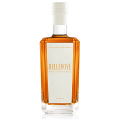 BELLEVOYE BLANC - Whisky Triple Malt de France - Finition Sauternes