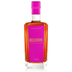 BELLEVOYE PRUNE - Whisky Triple Malt de France - Finition Prune
